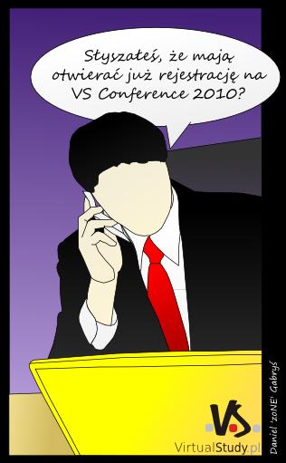 Ruszyła rejestracja na VirtualStudy Conference 2010