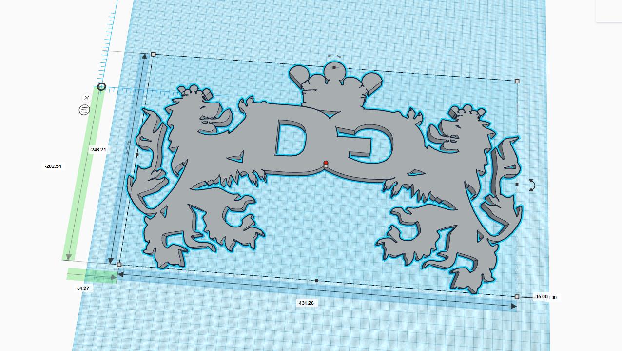 Jak prosto przekonwertować obrazek 2D w grafikę 3D np. do wydruku